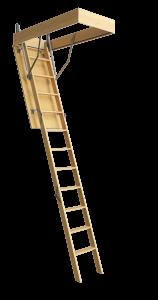 Чердачная лестница Дёке Дача