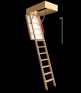 Чердачная лестница Дёке Люкс