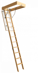 Чердачная лестница Дёке Стандарт
